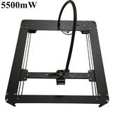 Laseraxe 5500mW DIY Hbot Desktop Mini Laser Engraver Engraving Machine Laser Cutter Etcher 25X25cm